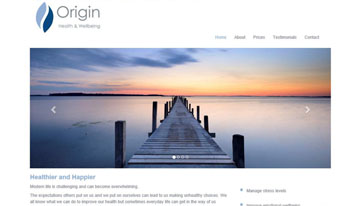 Origin Health and Wellbeing