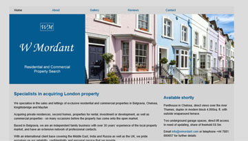 W Mordant Residential and Commercial Property Search